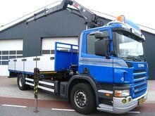 Used 2005 Scania P23