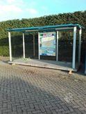 bushalte, abri Road Equipment -