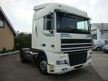 Used DAF XF430 space