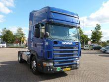 Scania R114.380 4X2 Tractor uni