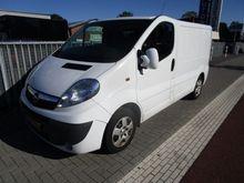 Used Opel Vivaro 2.5