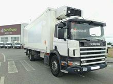 Scania 94D Frigo/Isolated/Freez