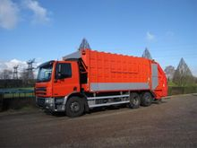 2003 DAF 75CF FAN 310pk Garbage