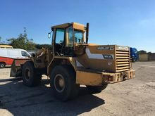 Werklust WG35 Wheel loader