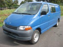 2001 Toyota HiAce 2.4 LWB Panel