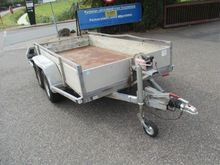 2003 PETERS BPSH Tandem axle no