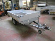 EDUARD plateauwagen Simple axle