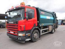 Used Scania P94DB NA
