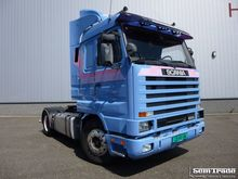 Used Scania R143 500