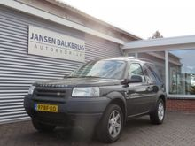 2002 Land Rover Freelander Hard
