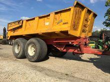 Used Jako 160 dumper