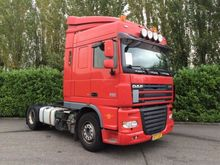 Used 2008 DAF FT XF1