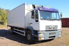 MAN 18.225 Carrier Freeze truck