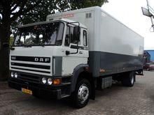 Used DAF 1900 turbo