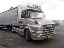 Used Scania TORPEDO