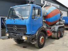 Mercedes Benz 2626 6x4 beton mi