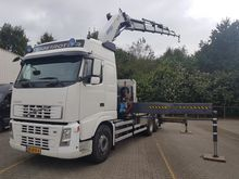 Volvo FH 480 manual Truck Crane