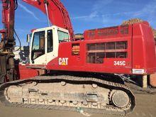Caterpillar 345CL Crawler Excav