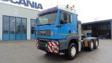 MAN TGA 26.480 6X4 Tractor unit