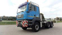 MAN TGA 33.430 6X4 Tractor unit