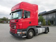 Used Scania R 420 LA