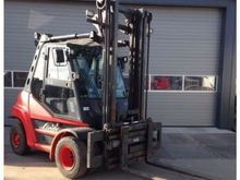 Used 2008 Linde H60D