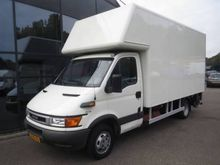 Iveco Daily Closed box