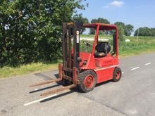 Used Hyster 2.5T LPG