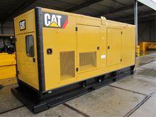 2013 Caterpillar 500 kVA genera