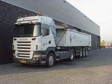 2005 Scania R 420 4X2 + KIPPER