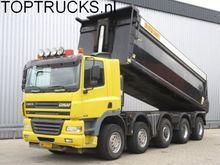 Ginaf X5250TS 10X4 TIPPER