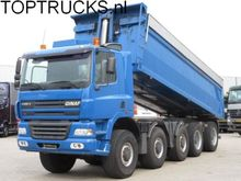 DAF GINAF X 5450S 10X8 T Tipper
