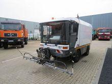 2001 Ravo 5002 spuitwagen Truck