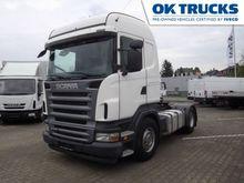 Scania R440 LA Retarder Kli Tra