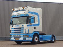 Used Scania 144 460
