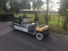 Carryall 6 Club Car Golfcart