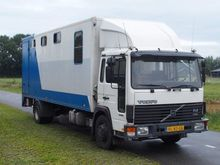 1991 Volvo FL611 VEETRANSPORT L