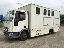 Iveco 80E15 Life stock transpor
