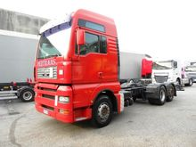 2004 MAN 26.480 Chassis cabin