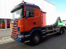 Used Scania R 500-V8