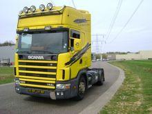 Used Scania 144 Trac