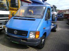 1998 Volkswagen lt 46 Tractor u