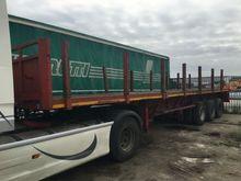 Lag Platform trailer