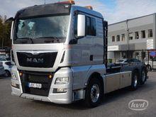 MAN TGX 26.480 (Euro 6) Trucks