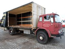 1977 Bedford TK 1470 Stake body