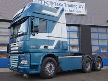 DAF XF 105.510 SSC 6x4 H Tracto