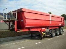 Schmitz Cargobull STEEL TIPPER