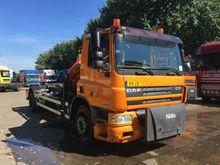 Used DAF CF 65.220 T