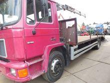 1989 MAN 18-192 Truck Crane