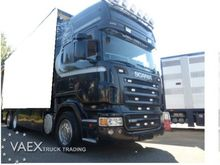 Used 2010 Scania R62